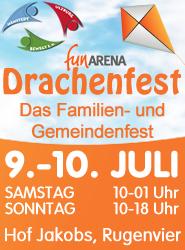 funARENA-Drachenfest 2016