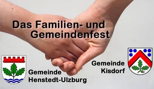 Neuer Untertitel: Das Familien- und Gemeindenfest
