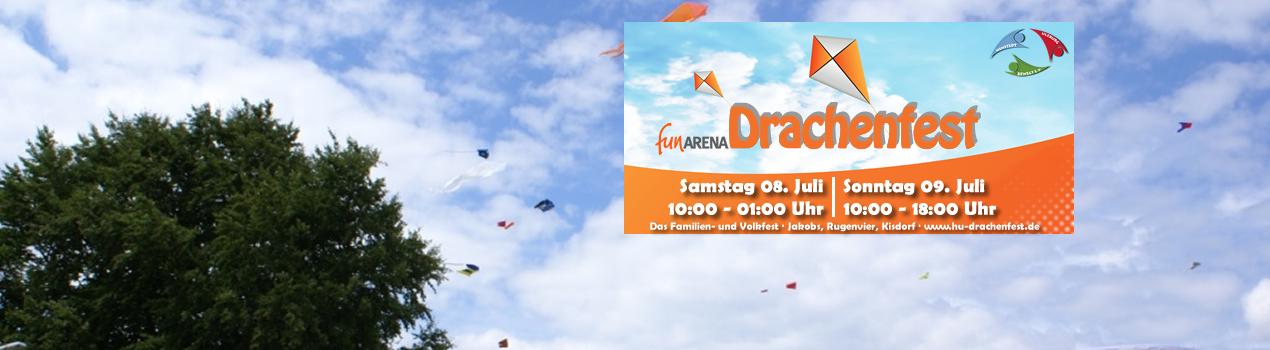 Das 3. funArena-Drachenfest 2016