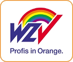 WZV – Profis in Orange.