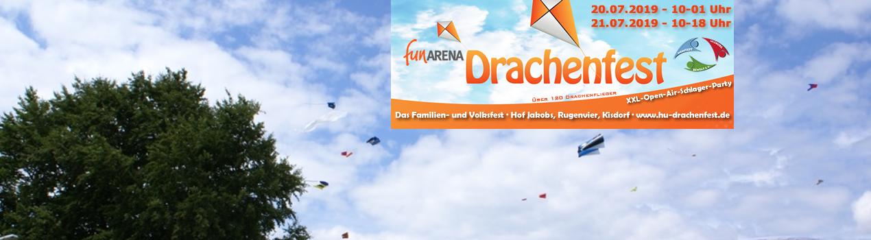 Das 6. funArena-Drachenfest 2019